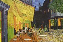 Vincent Van Gogh / Pittura Postimpressionista