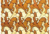 ARTIST M. C. Escher
