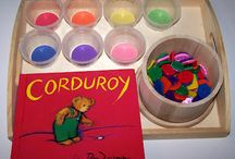 Corduroy / by Margaret Melton