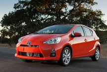 Toyota Prius / by Dallas Foulker