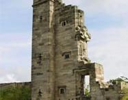 Castles / I love castles; wandering around them, imagining who lived there, finding secret ways and climbing towers.