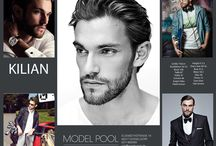 Our Male Models / It is just a sample of models. If you want to see all of our male models please check the link below.  http://model-pool.de/models-male