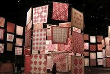 Quilts: Redwork