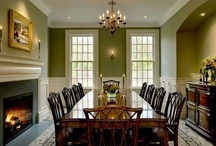 dining rooms / by Sarita Naegel