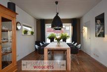Tafels / Tafels gemaakt door Meubelmakerij Wiggerts.
