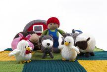 Deramores Farmyard Favourites - Amanda Berry / Deramores Farmyard Favourites, Amanda Berry, Amanda Berry patterns, Deramores, knitting patterns, crochet patterns, knit, knitting, crochet, knitting tutorial, yarn, yarn store, yarn shop, yarn inspiration, knitting inspiration, crochet inspiration, knitted toys, diy toys, diy gifts, farmyard toy, animal toy.