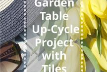 Upcycling with tiles
