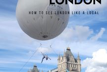 How to London / See London like a local