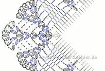 Gráficos a crochet