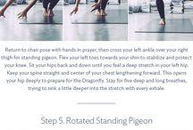 yoga - dragonfly