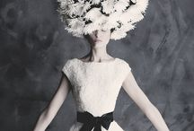 Fashion couture portraits