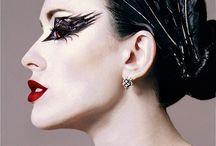 Black swan meikki