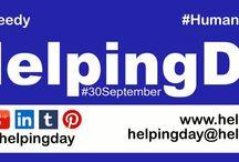#HelpingDay / #HelpTheNeedy