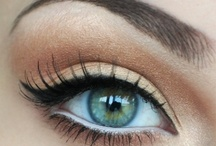 Makeup. Makeup. Makeup. / by Sydney Di Cesare