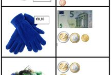 School: rekenen -> geld