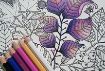 pencil blending