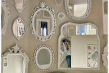 Mirrors, Schabby Chic