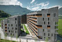 Social/Communal Housing