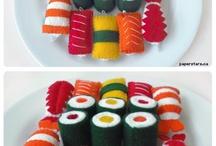 Sushi Felt