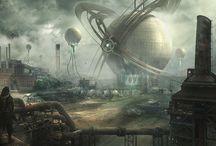 sci-fi art inspiration