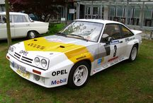 Opel favorieten / Oude liefde