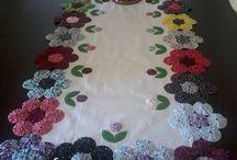 pano de mesa