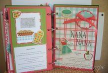 Cook book ideas