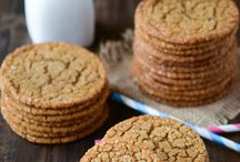 Cookies/Bars / Cookies and bars.
