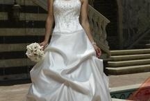 wedding dress / by Andrea Peeters