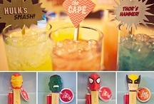 Jesse Birthday / Jesse's 21st Birthday party in April, going to be a superhero themed super fun party