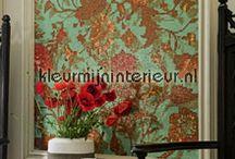 Wandbekleding, ook voor in de badkamer of keuken. / Mosaic behang, zeer goed wasbaar en vuilbestendig. Zeer duurzaam en met een rijke uitstraling.
