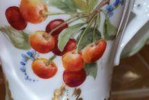 frutta da dipingere