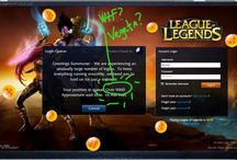 LoL WTF / League of Legends surprising pictures/videos
