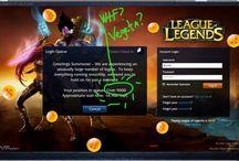 LoL WTF / League of Legends surprising pictures/videos