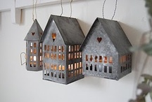 ✿⊱Small Houses  / by ✿⊱My style and what I Love