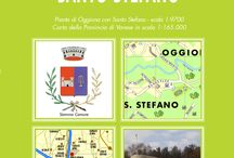 Oggiona con Santo Stefano / Nella nuova edizione 2016 la mappa-guida del Comune