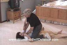 Woman selfdefence