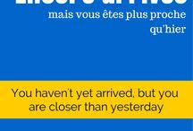 citazioni in francese