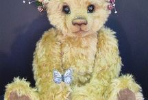 """""""One & Only"""" Bears Collectibles by Michelle Lamb"""