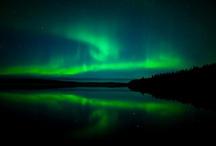 Auroras Boreales. / by Miguel Mentalista