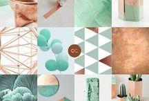 Mint Green Living Room Inspiration
