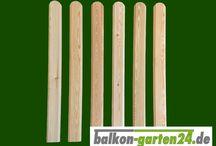 Zaunbrett / Hier finden Sie unsere Produkte zum Thema Zaun.