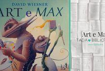 Libri [TadaBiblioteca] / Libri su arte, artisti, creatività, novità e classici... I libri che ci piacciono e che usiamo nei nostri percorsi didattici e laboratori