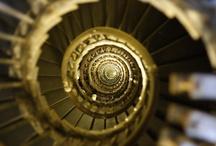 spiral staircase / by 深江 / fukae