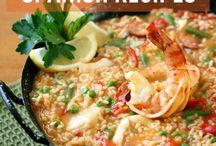 Spaanse resepte