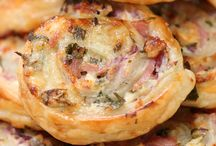 Pastry Dishes