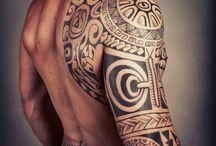 Tattoos Masculinas
