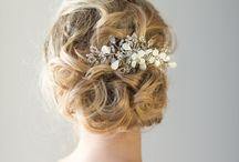 hair stuff wedding