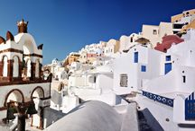The Unique Island of Santorini / The volcanic island of Santorini (Thira) is situated in the Southern Aegean Sea in the Cyclades complex. It's a popular destination with more than 4.500 years of cultural history. Learn more about Santorini here: http://goo.gl/UqAOZG