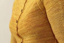 Pletení, háčkování, vyšívání / Knitting